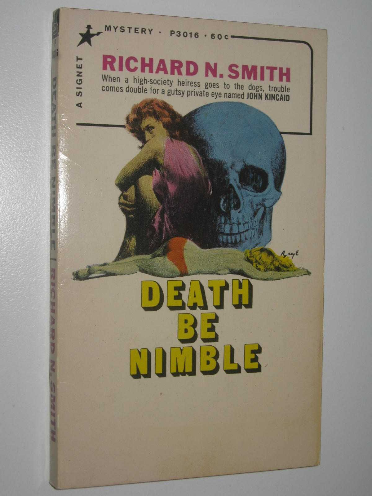 Image for Death Be Nimble