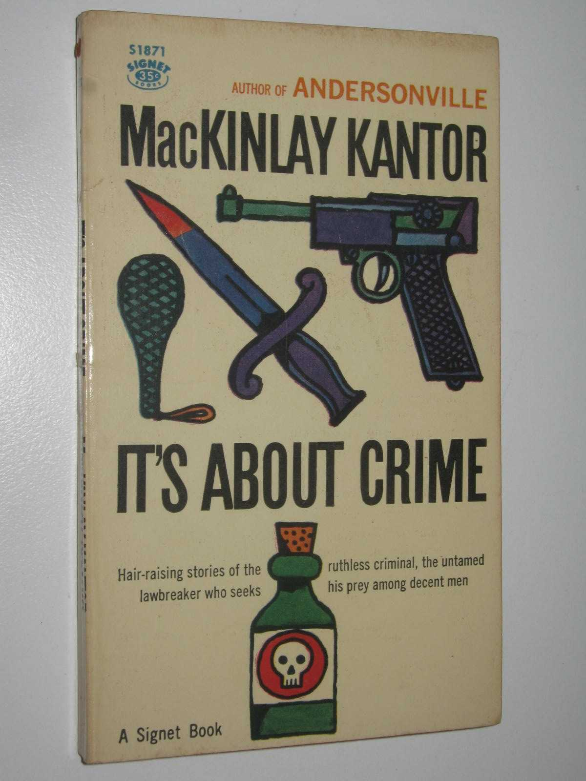 Image for It's About Crime