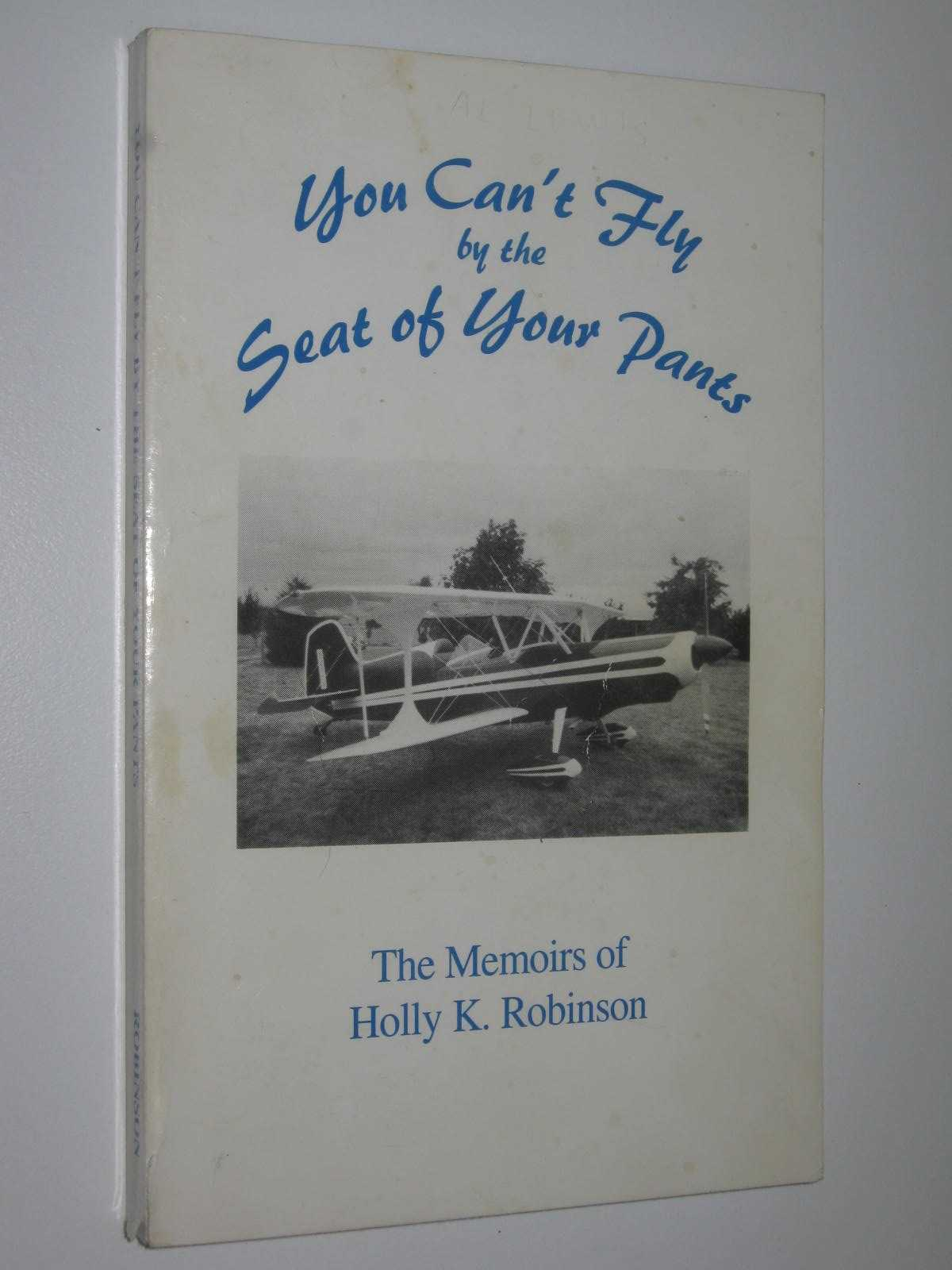 Image for You Can't Fly by the Seat of Your Pants