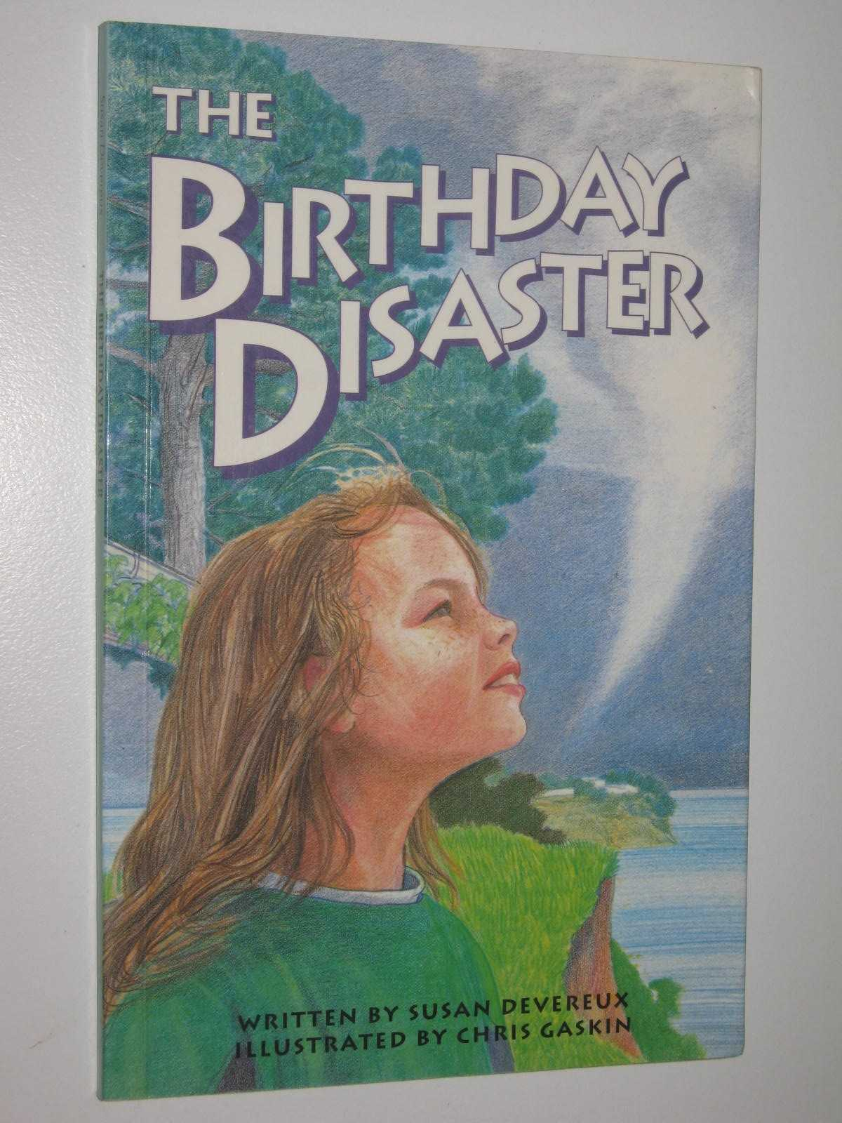 Image for The Birthday Disaster