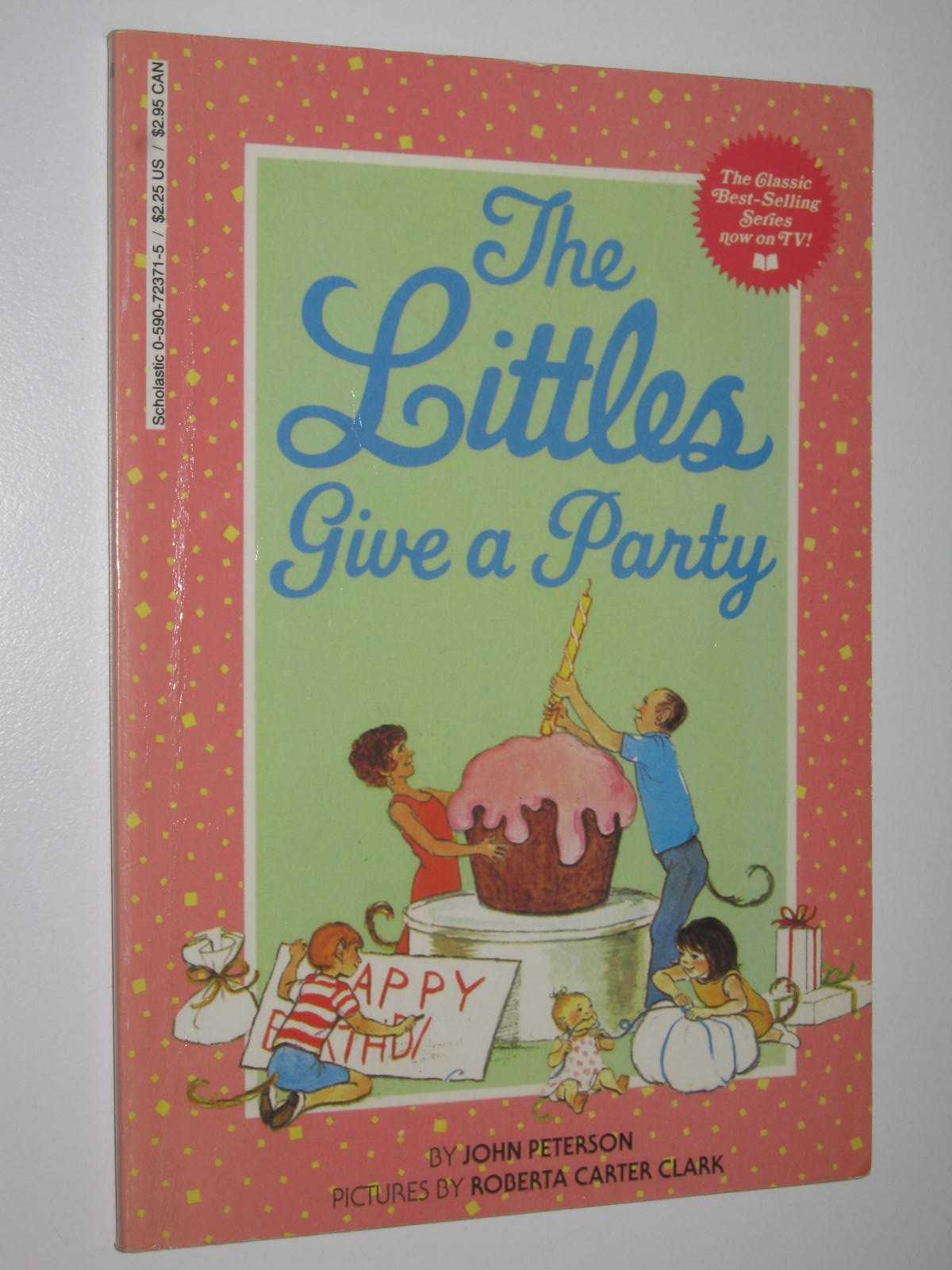 Image for The Littles Give a Party