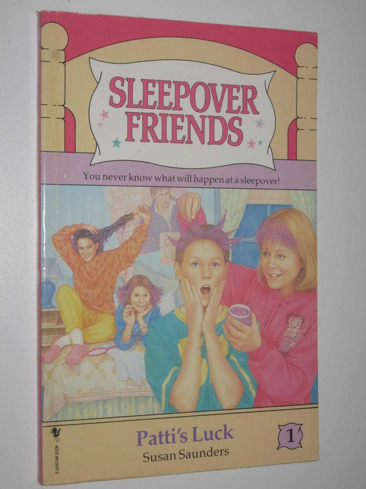 Image for Patti's Luck - Sleepover Friends Series #1