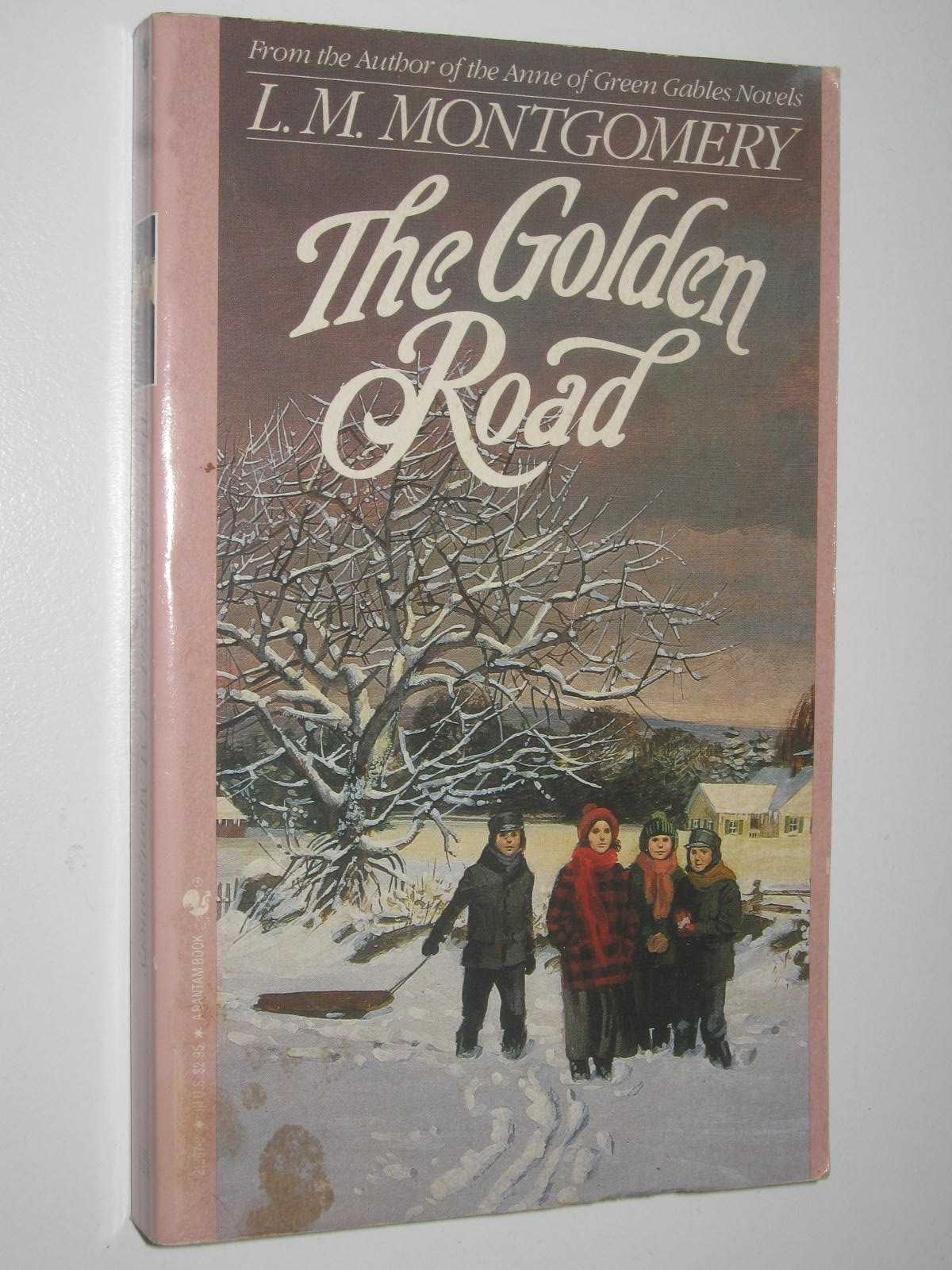 Image for The Golden Road - King Family Series #2