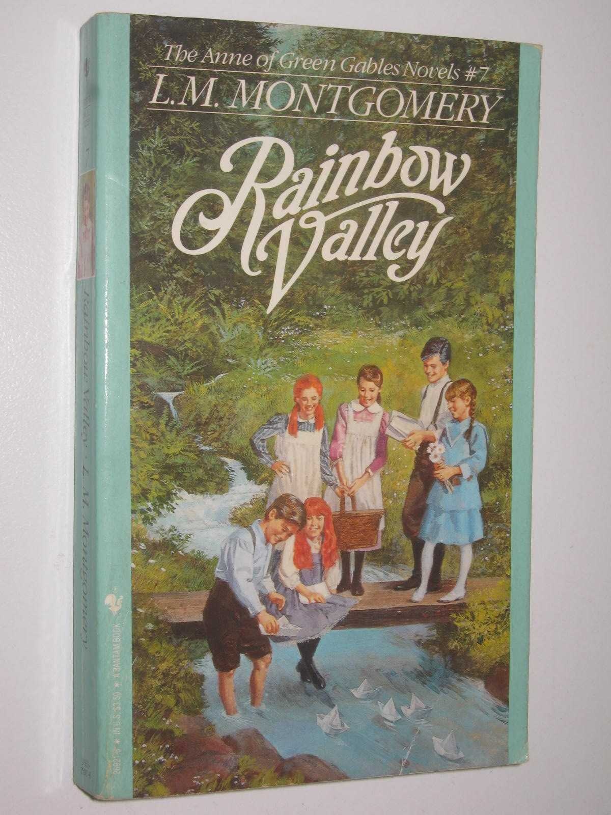 Image for Rainbow Valley - Anne of Green Gables Series #5