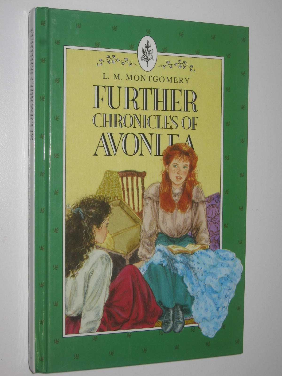 Image for Further Chronicles of Avonlea