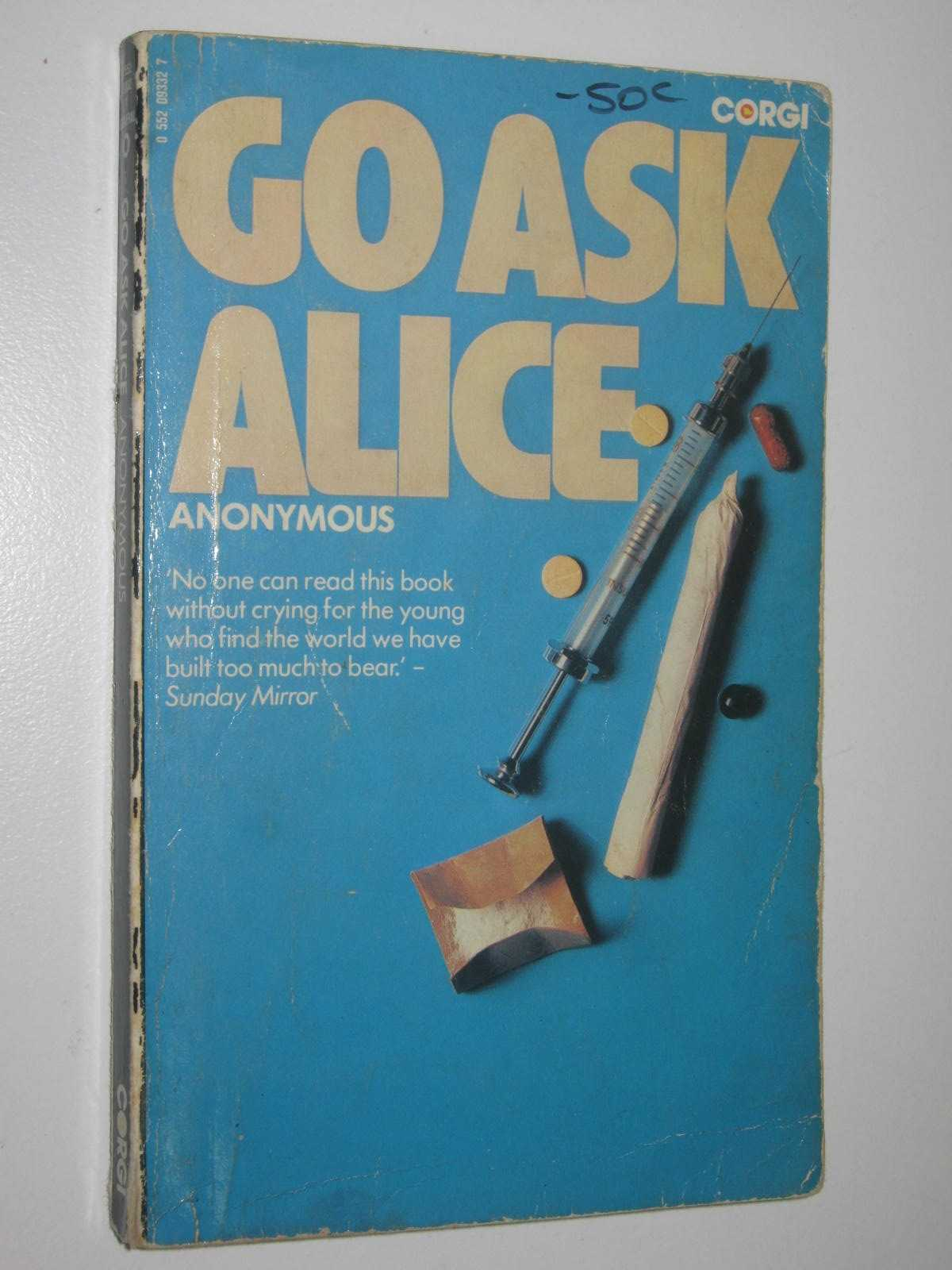Image for Go Ask Alice