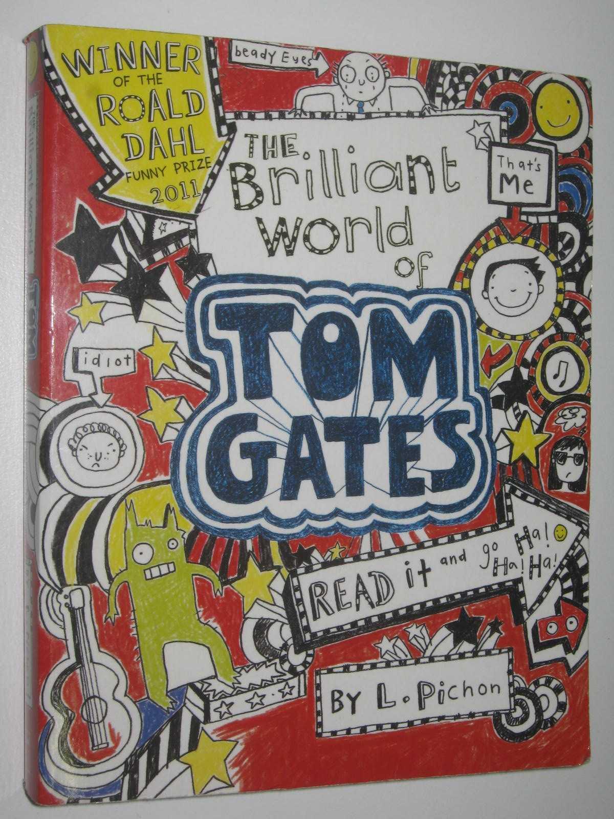 Image for The Brilliant World of Tom Gates - Tom Gates Series #1