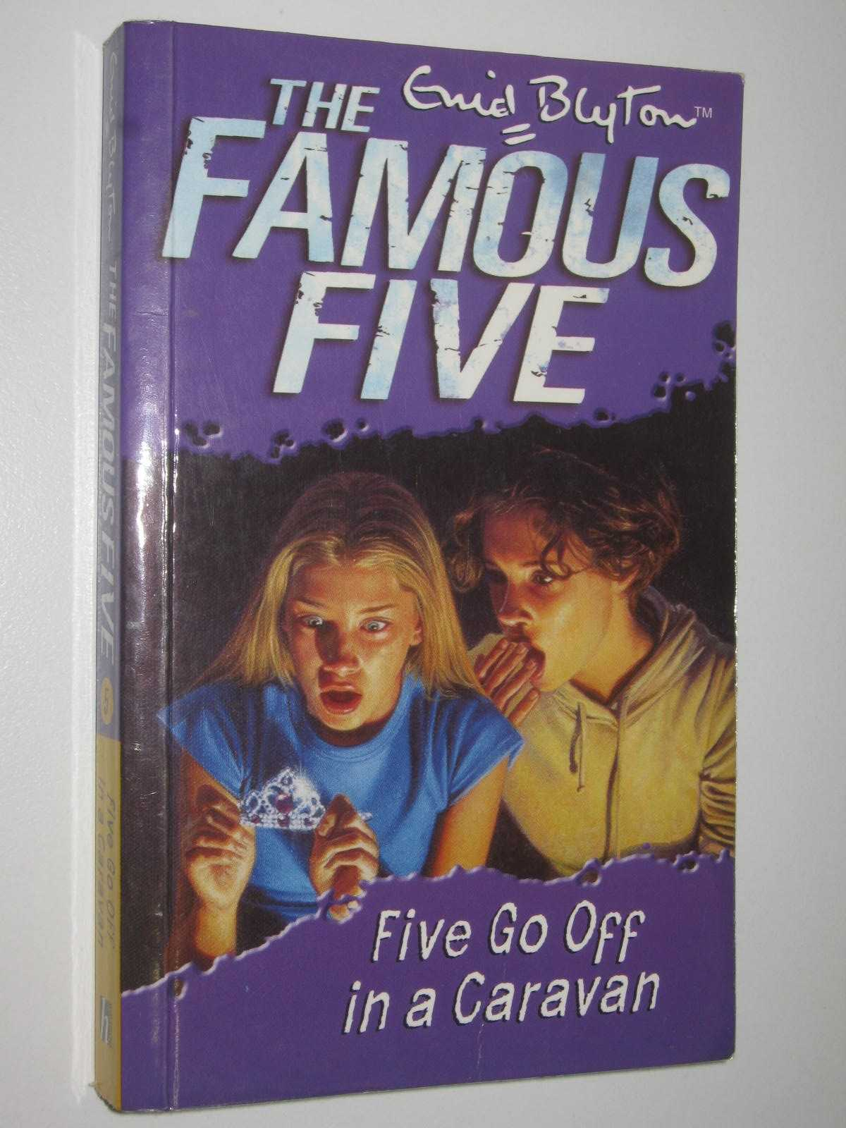Image for Five Go Off in a Caravan - The Famous Five Series #5
