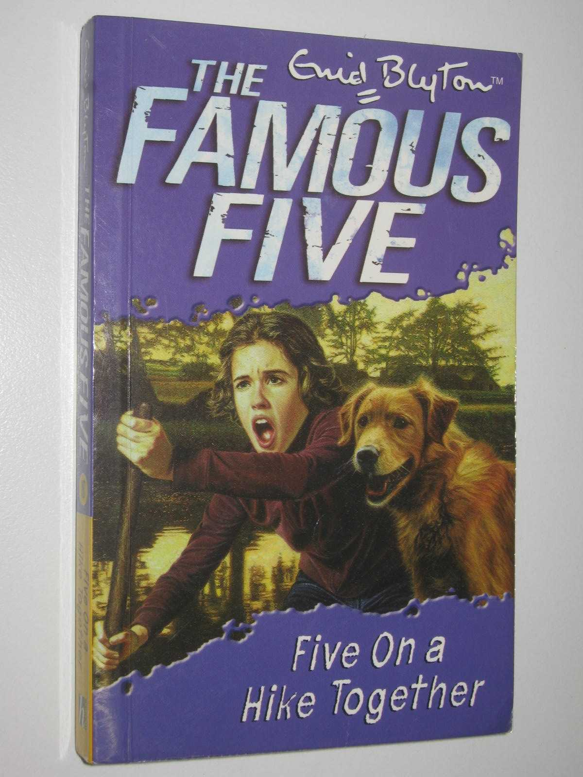Image for Five on a Hike Together - The Famous Five Series #10