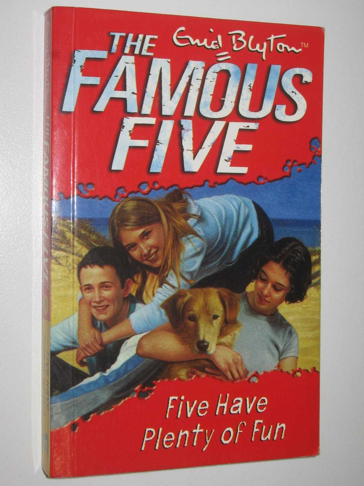 Image for Five Have Plenty of Fun - The Famous Five Series #14