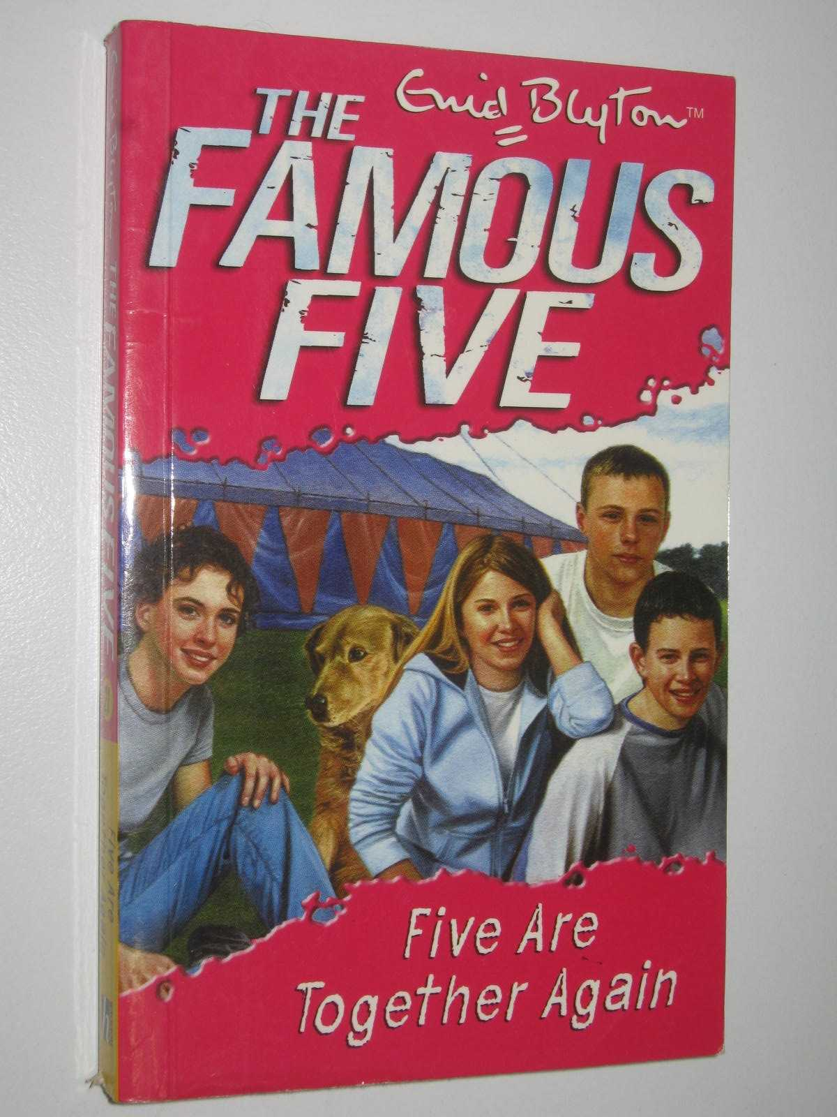 Image for Five Are Together Again - The Famous Five Series #21
