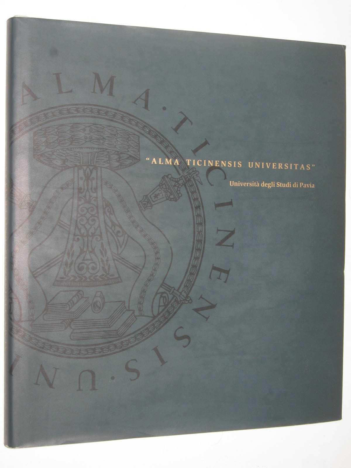 Image for Alma Ticinensis Universitas