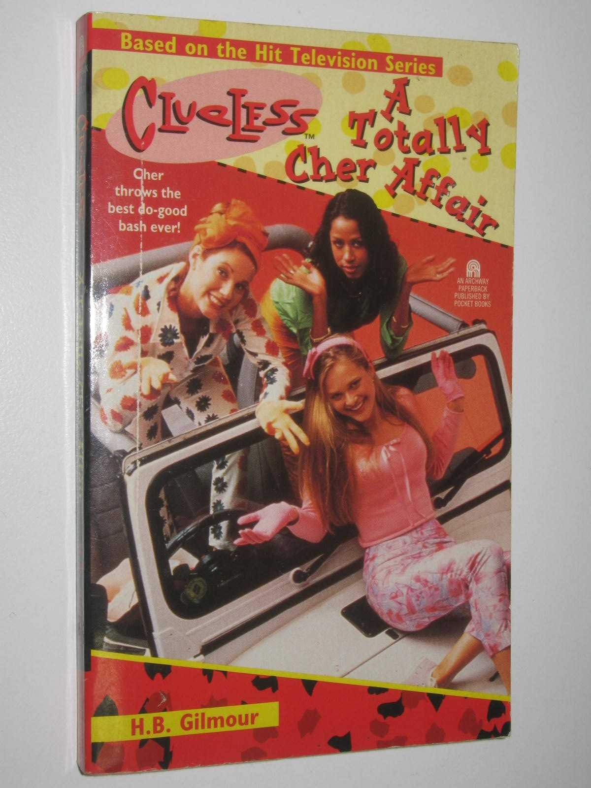 Image for A Totally Cher Affair - Clueless Series