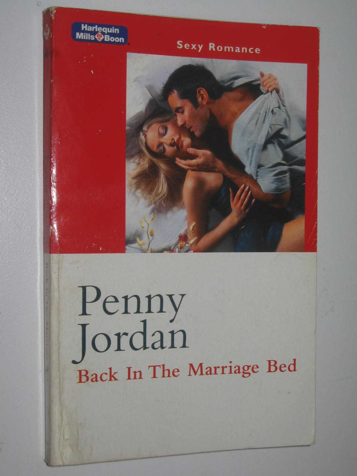 Image for Back in the Marriage Bed