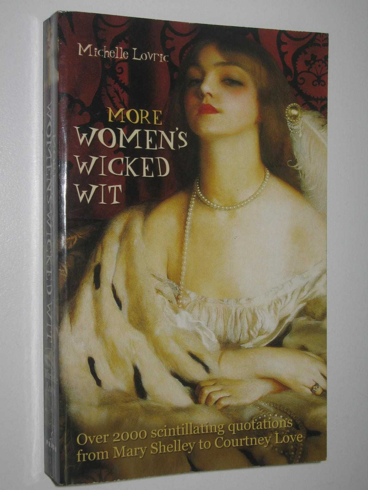 Image for More Women's Wicked Wit
