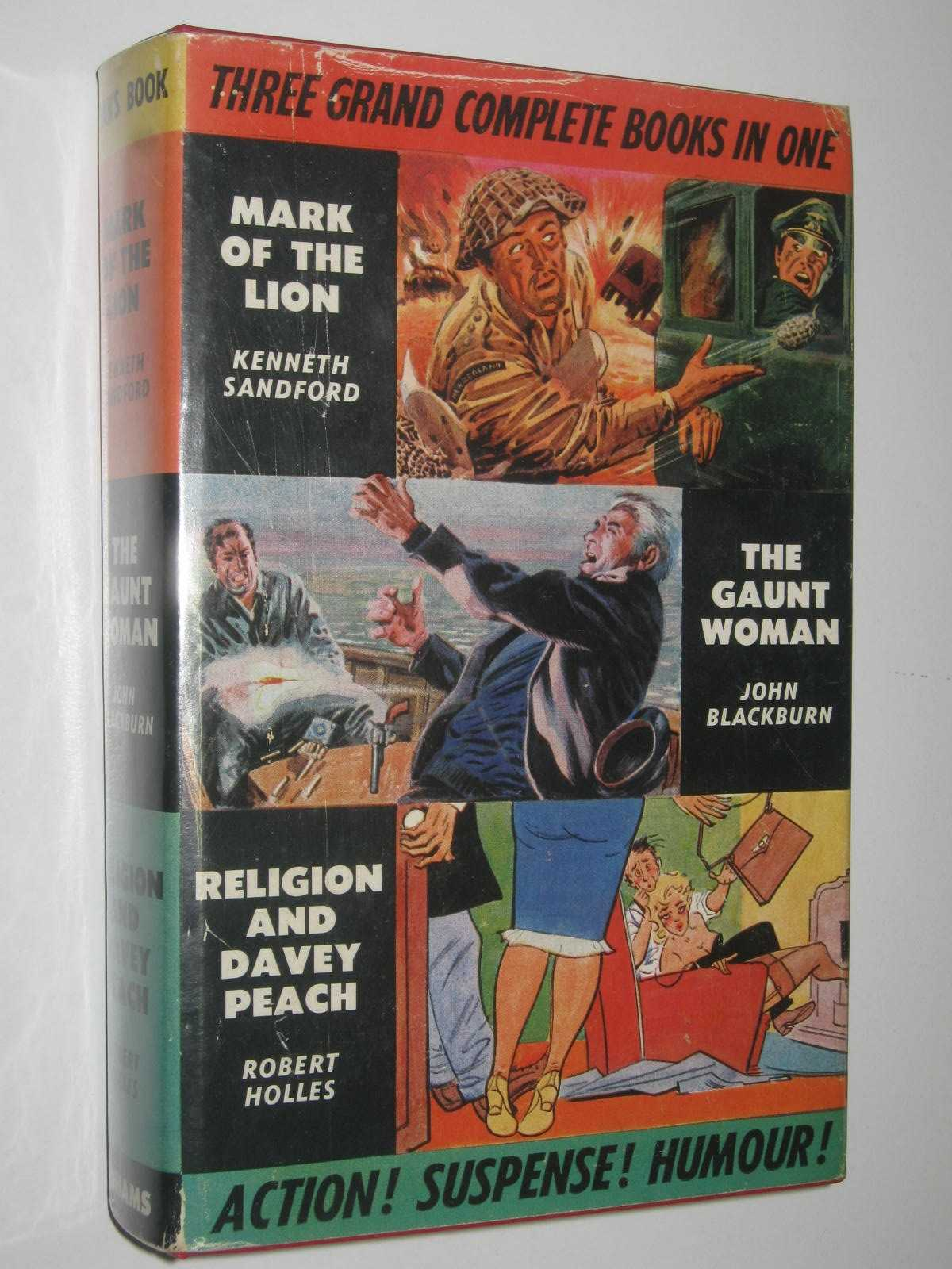 Image for Mark of the Lion + The Gaunt Woman + Religion and Davey Peach