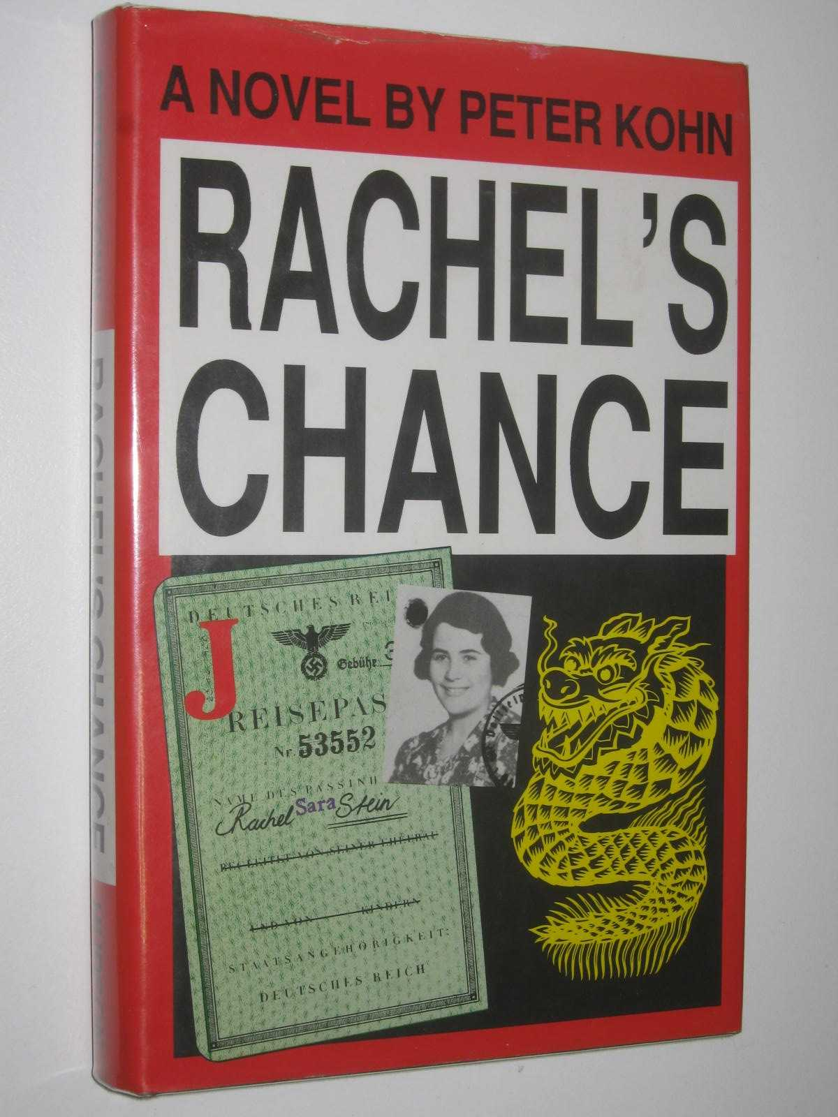 Image for Rachel's Chance
