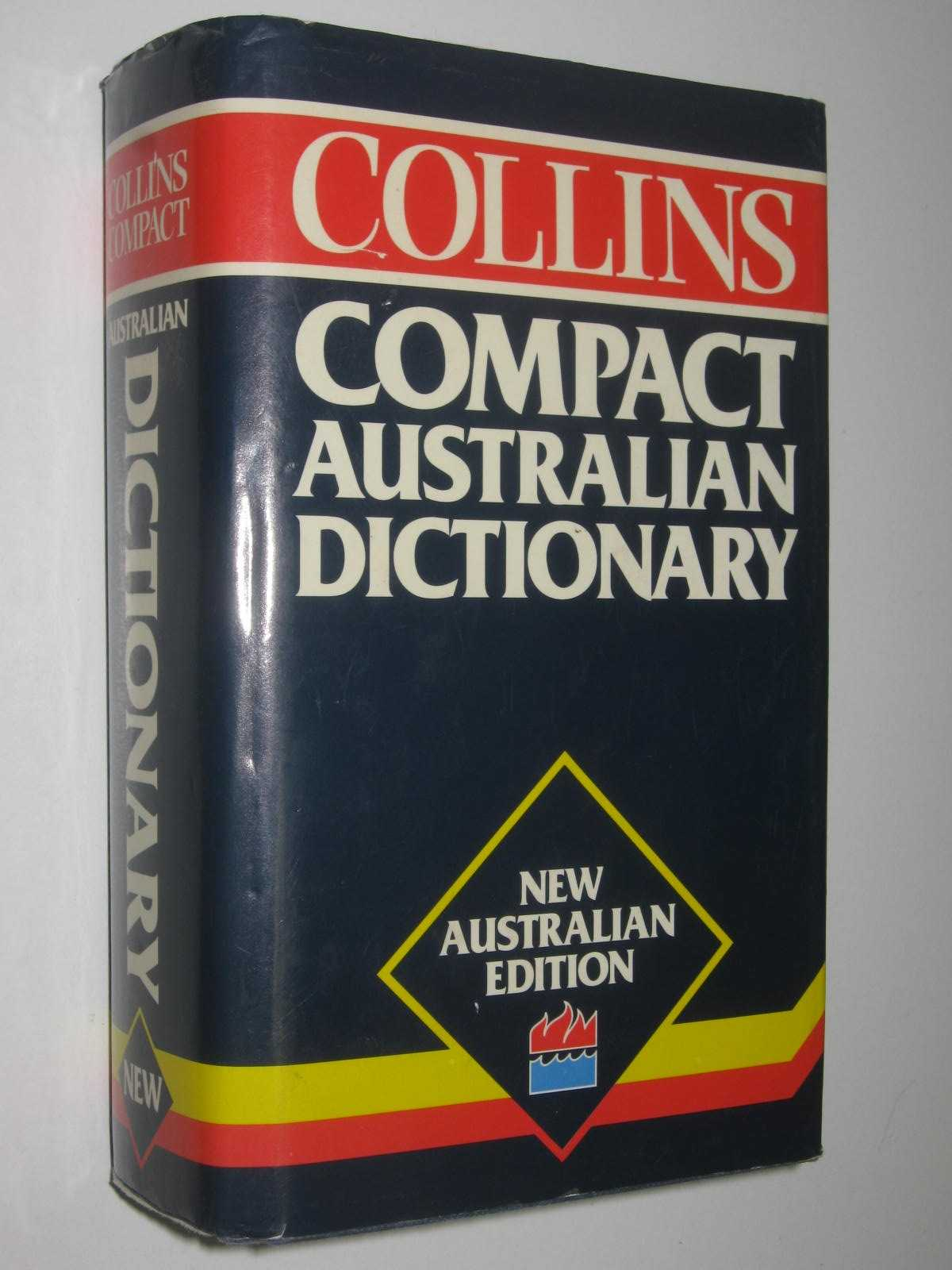 Image for Collins Compact Australian Dictionary