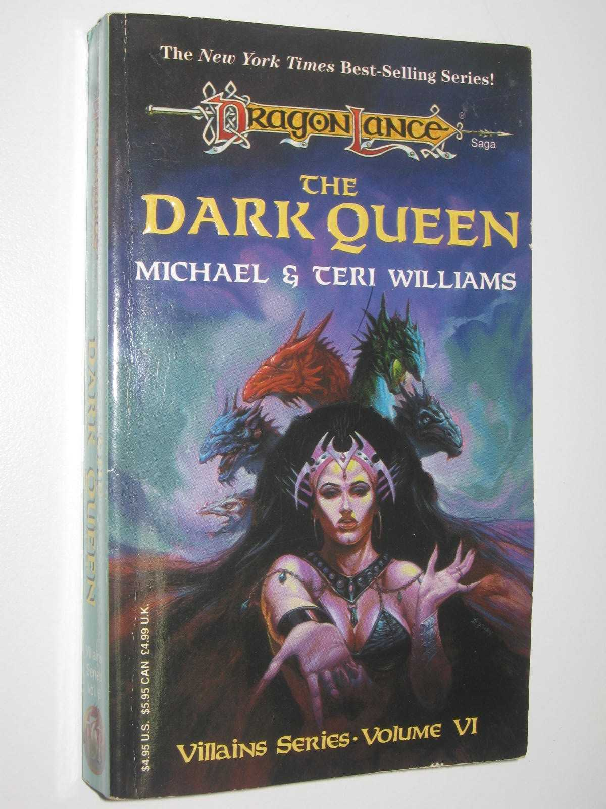 Image for The Dark Queen - DragonLance: Villains Series #6