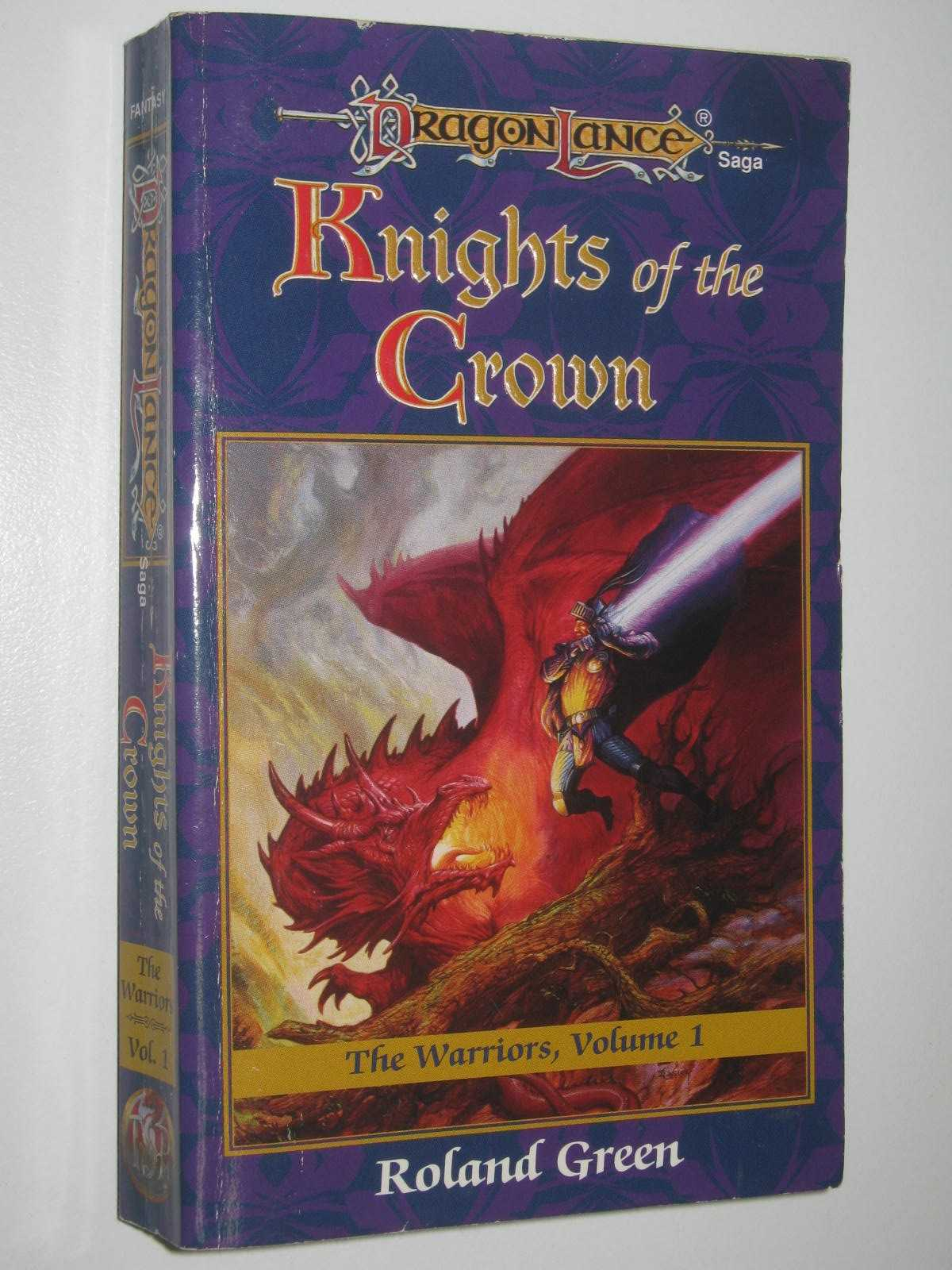 Image for Knights of the Crown - DragonLance Warriors #1