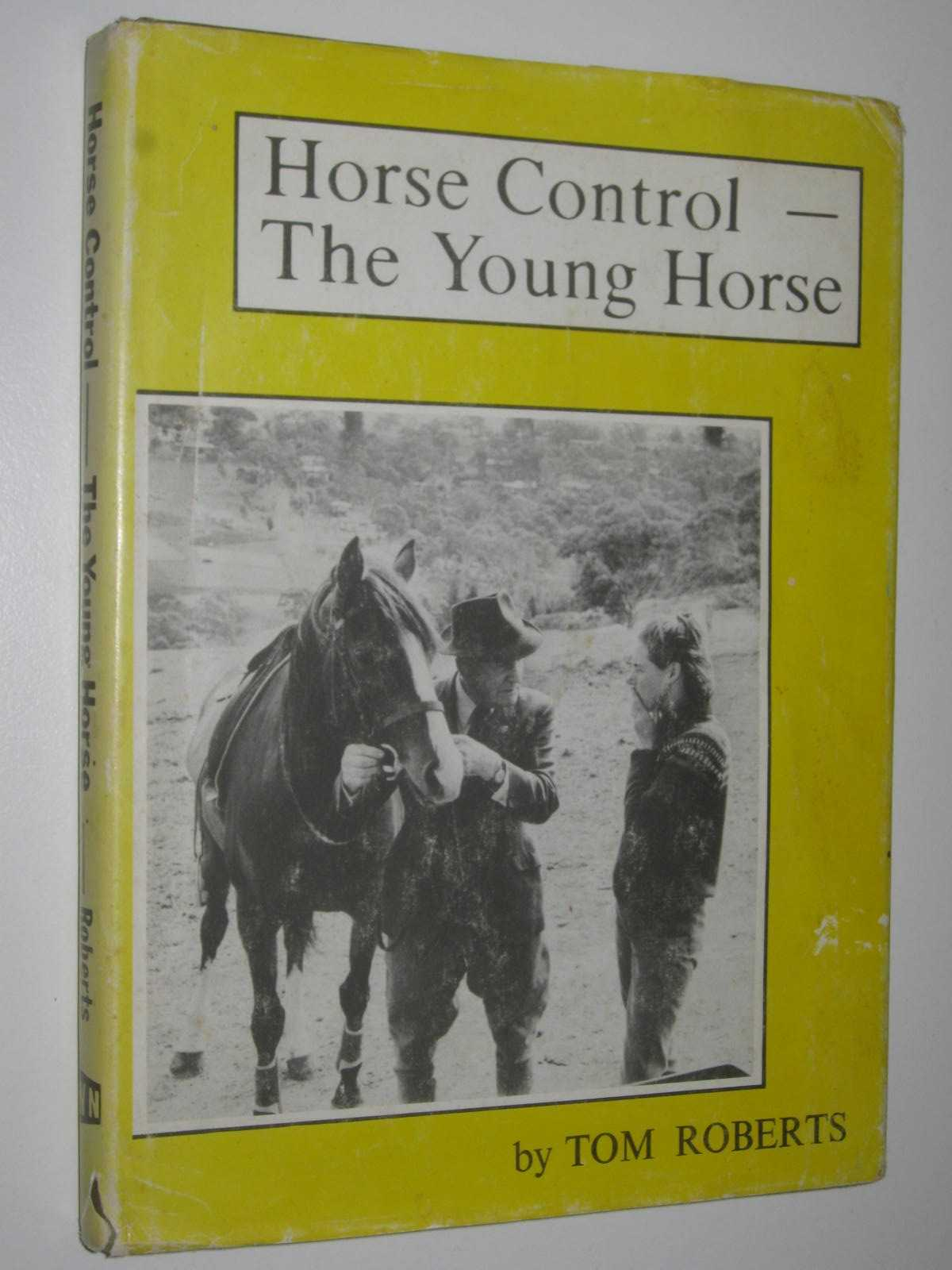 Image for Horse Control: The Young Horse