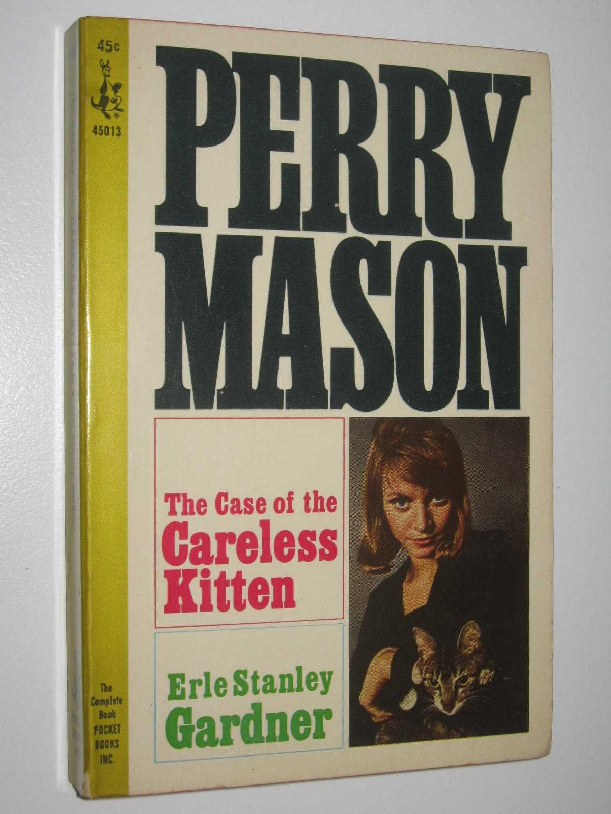 Image for The Case of the Careless Kitten - Perry Mason Series