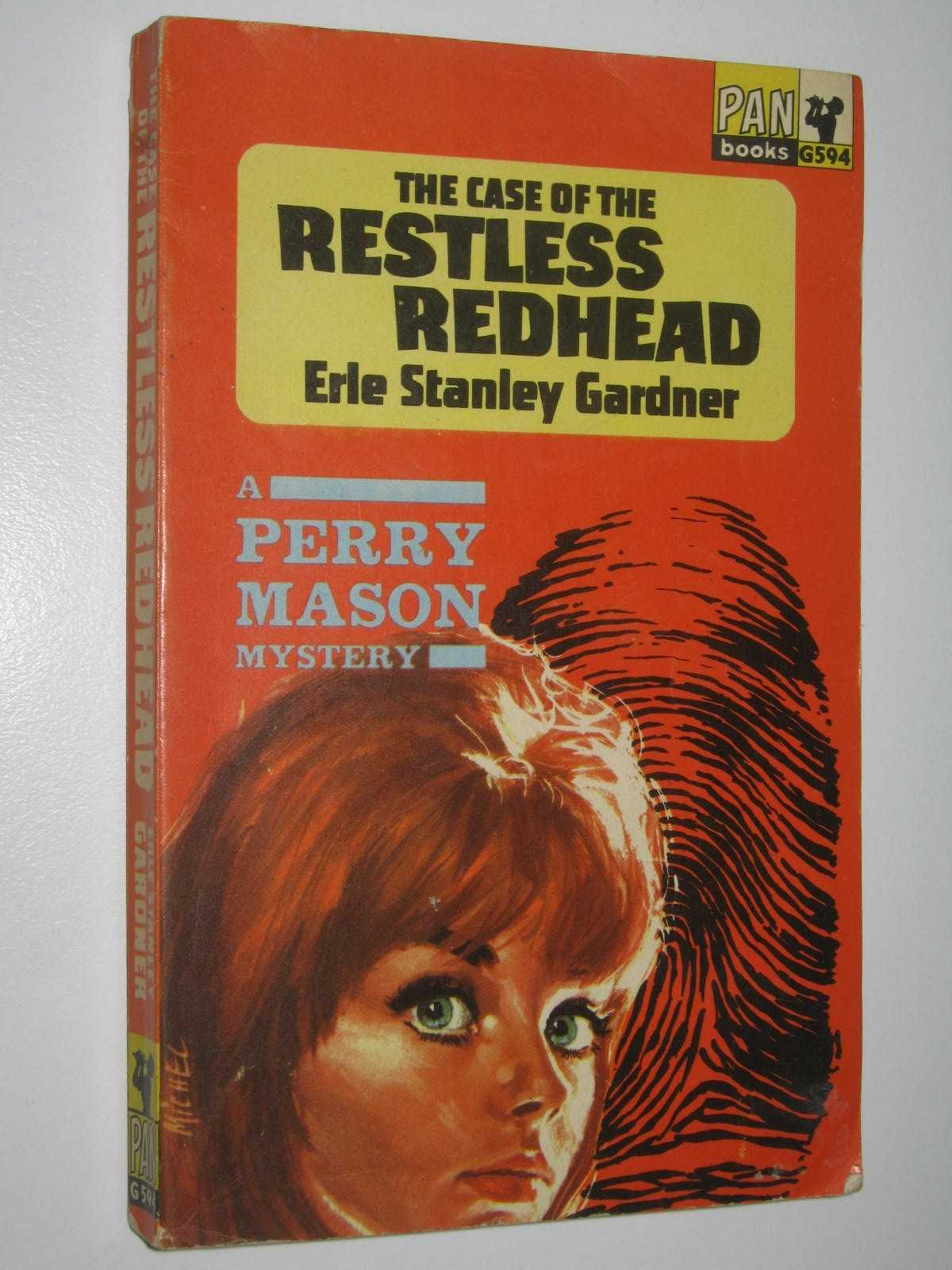 Image for The Case of the Restless Redhead - Perry Mason Series