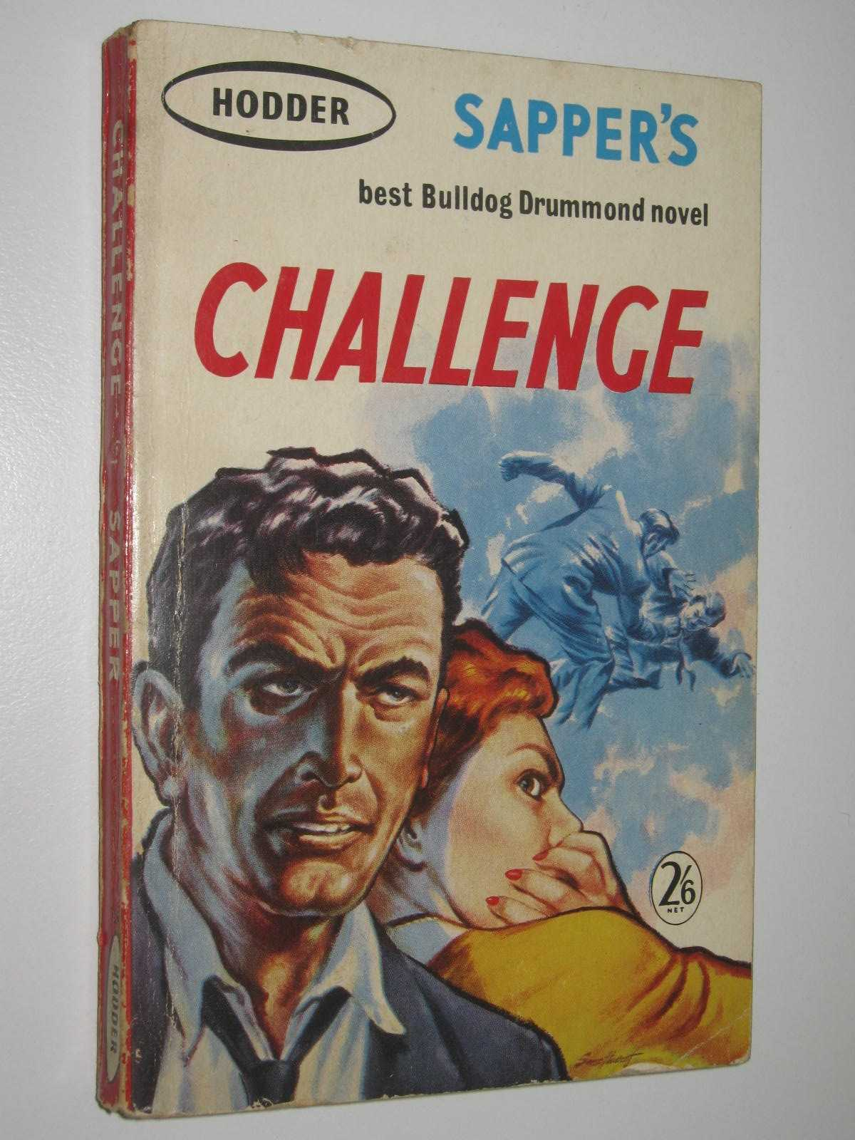 Image for Challenge - Bulldog Drummond Series