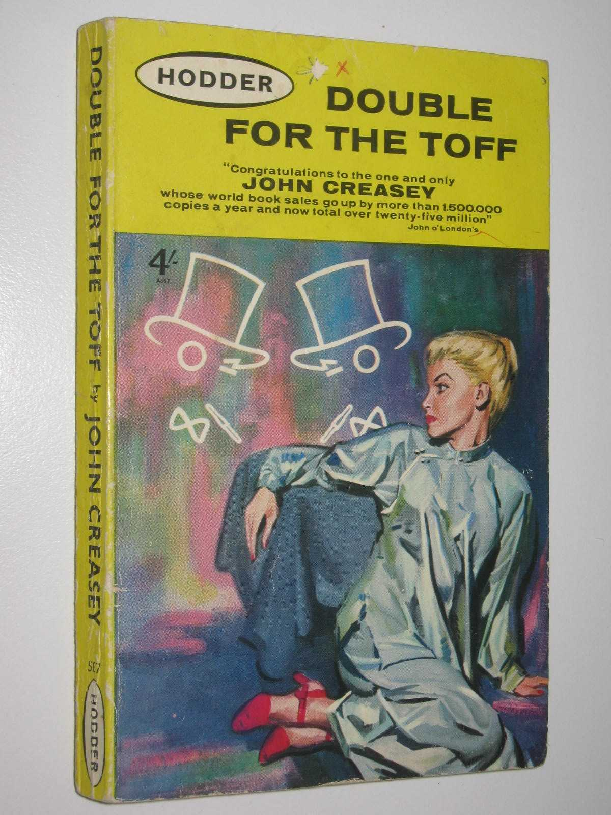 Image for Double for the Toff - Toff Series #41