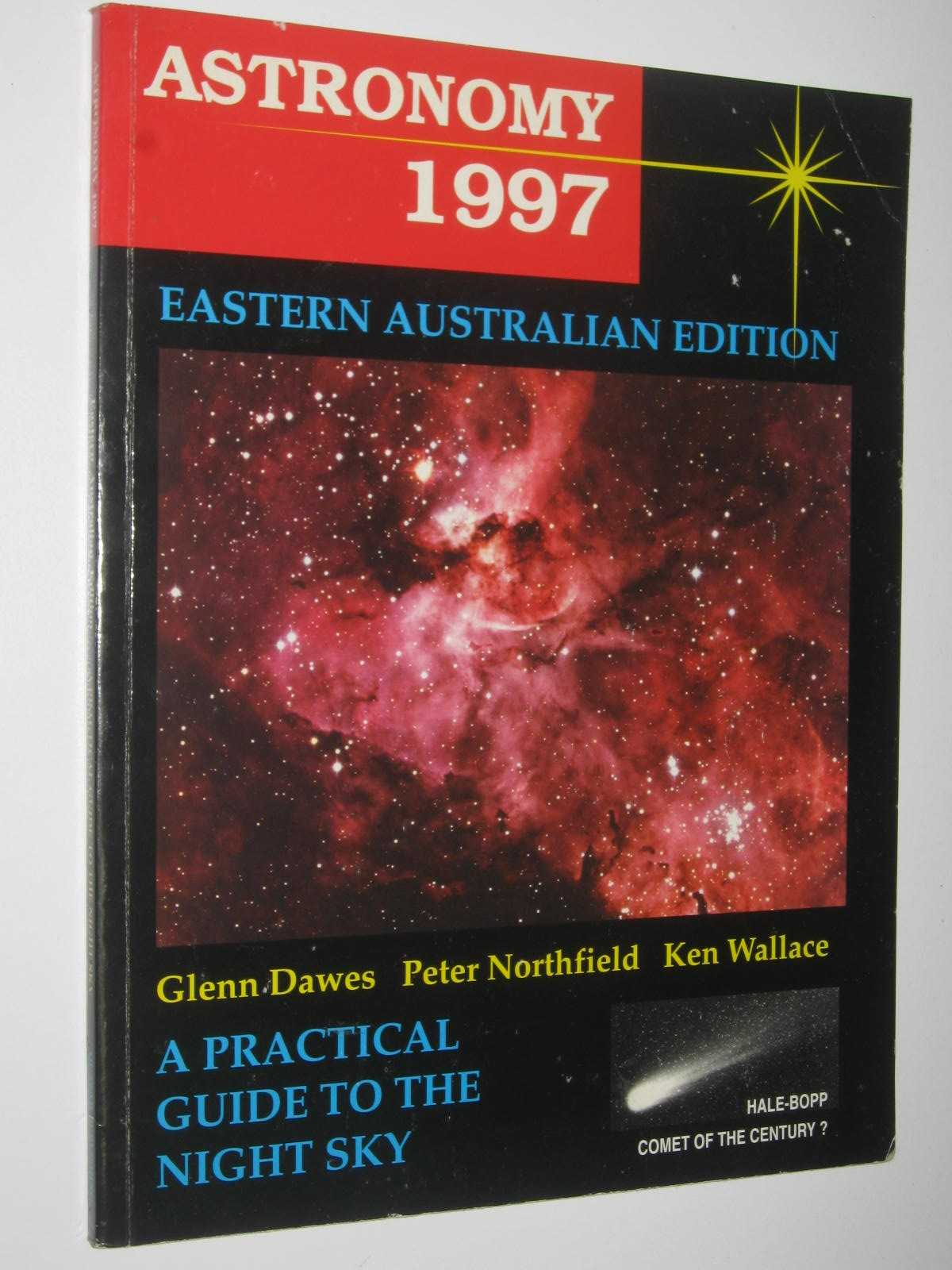 Image for Astronomy 1997, Eastern Australian Edition : A Practical Guide to the Night Sky