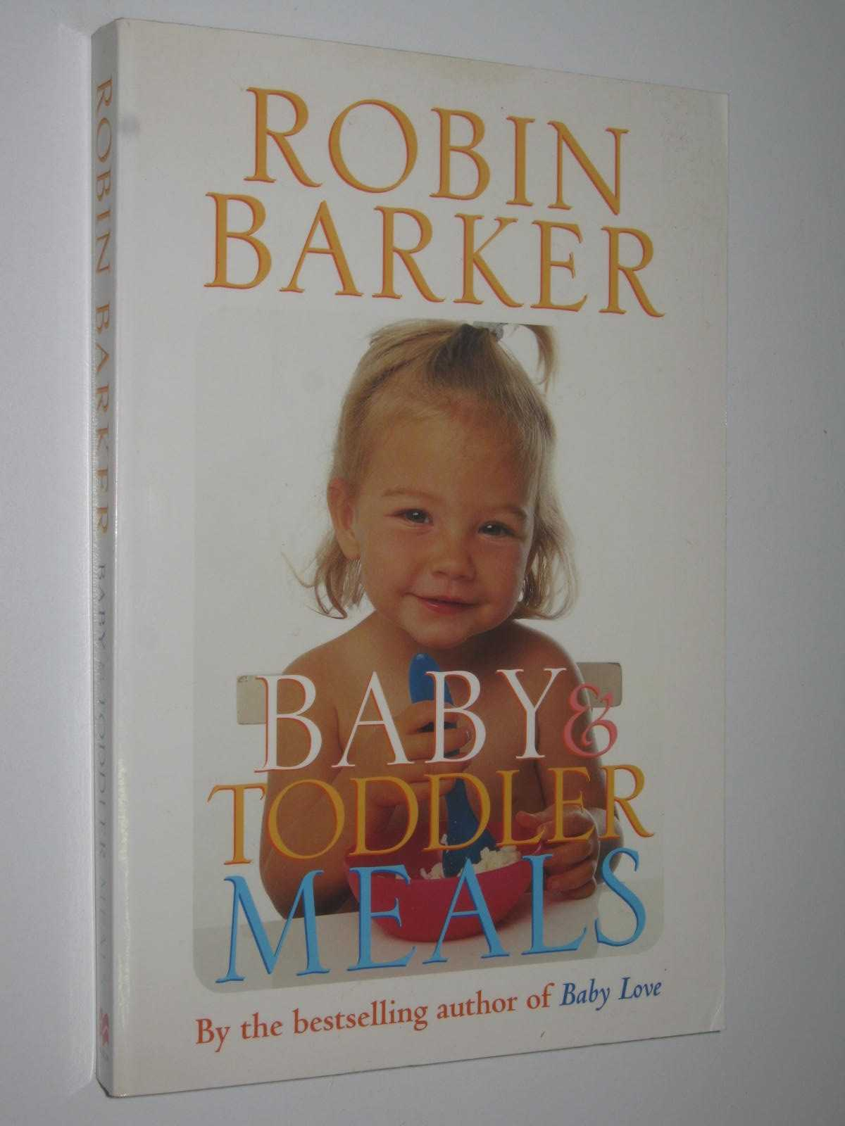 Image for Baby and Toddler Meals
