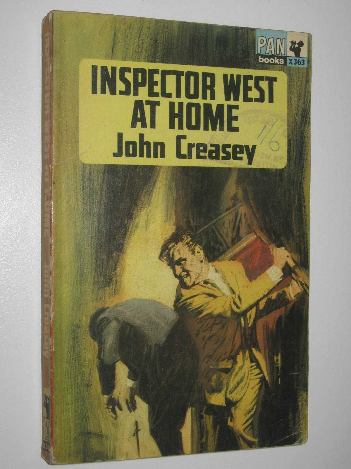 Image for Inspector West at Home - Roger West Series #13