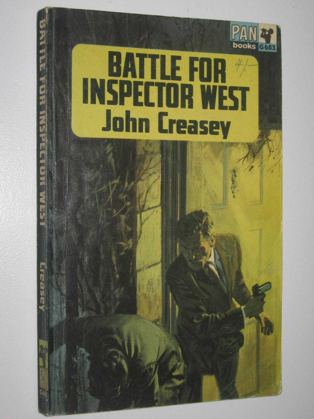 Image for Battle for Inspector West - Roger West Series #6