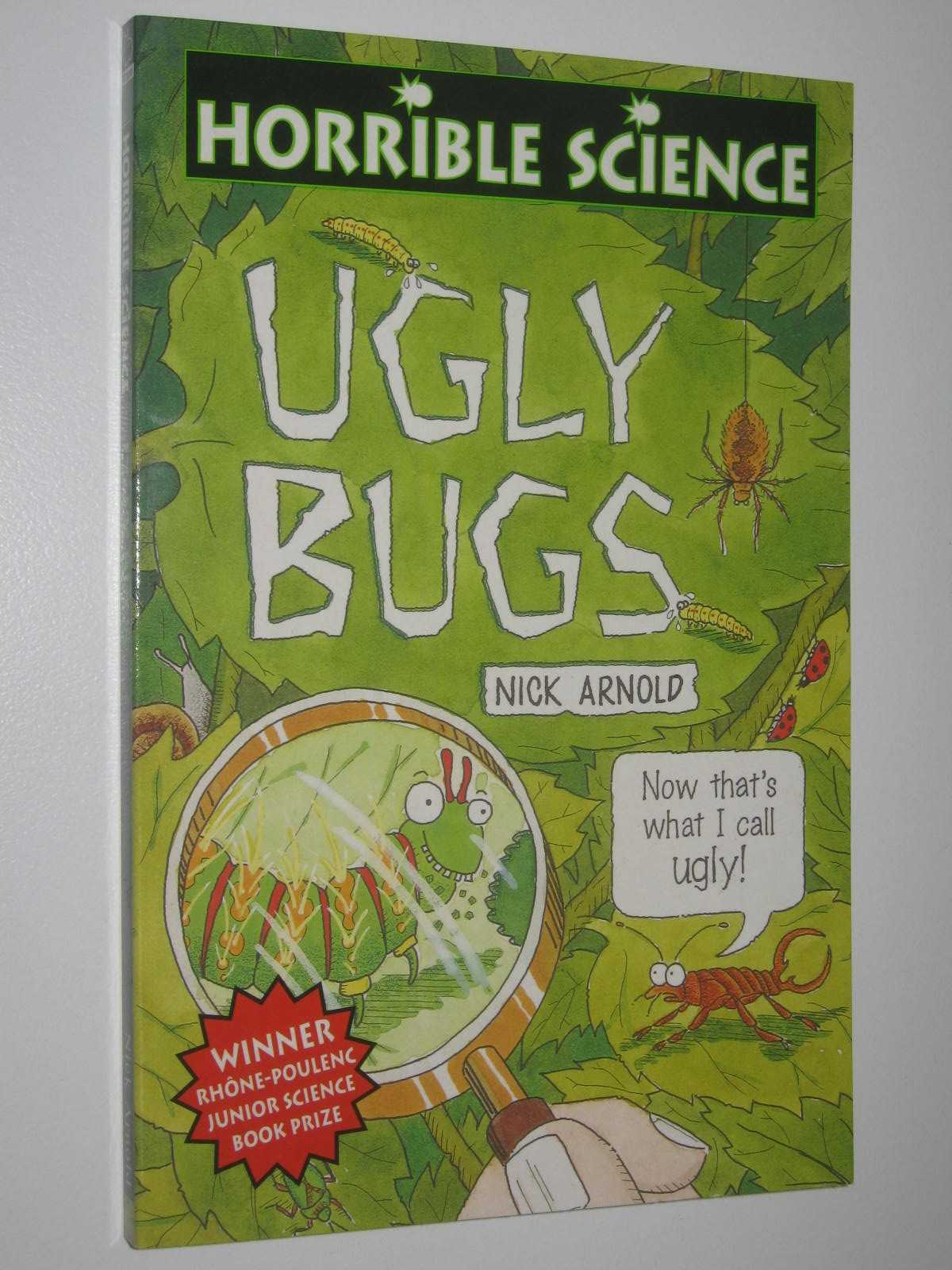 Image for Ugly Bugs - Horrible Science Series
