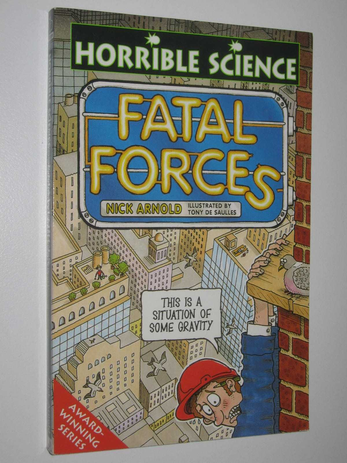 Image for Fatal Forces - Horrible Science Series