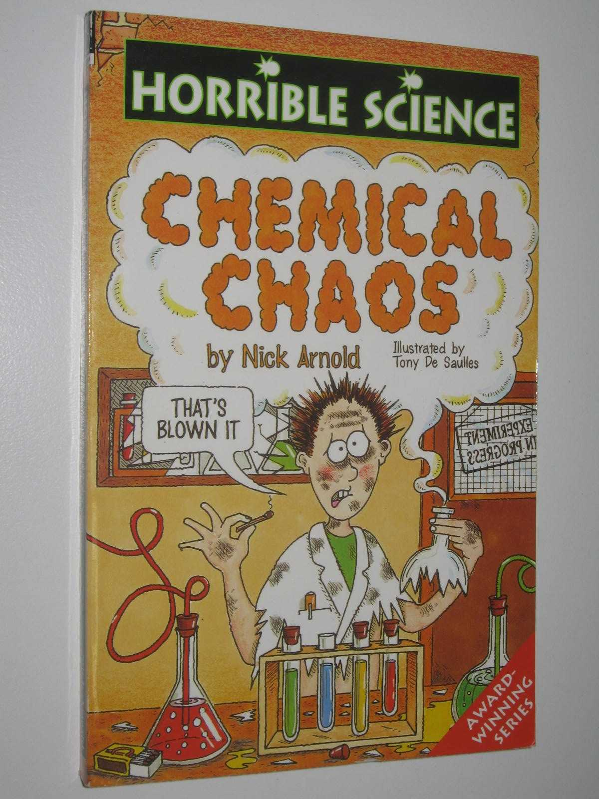 Image for Chemical Chaos - Horrible Science Series