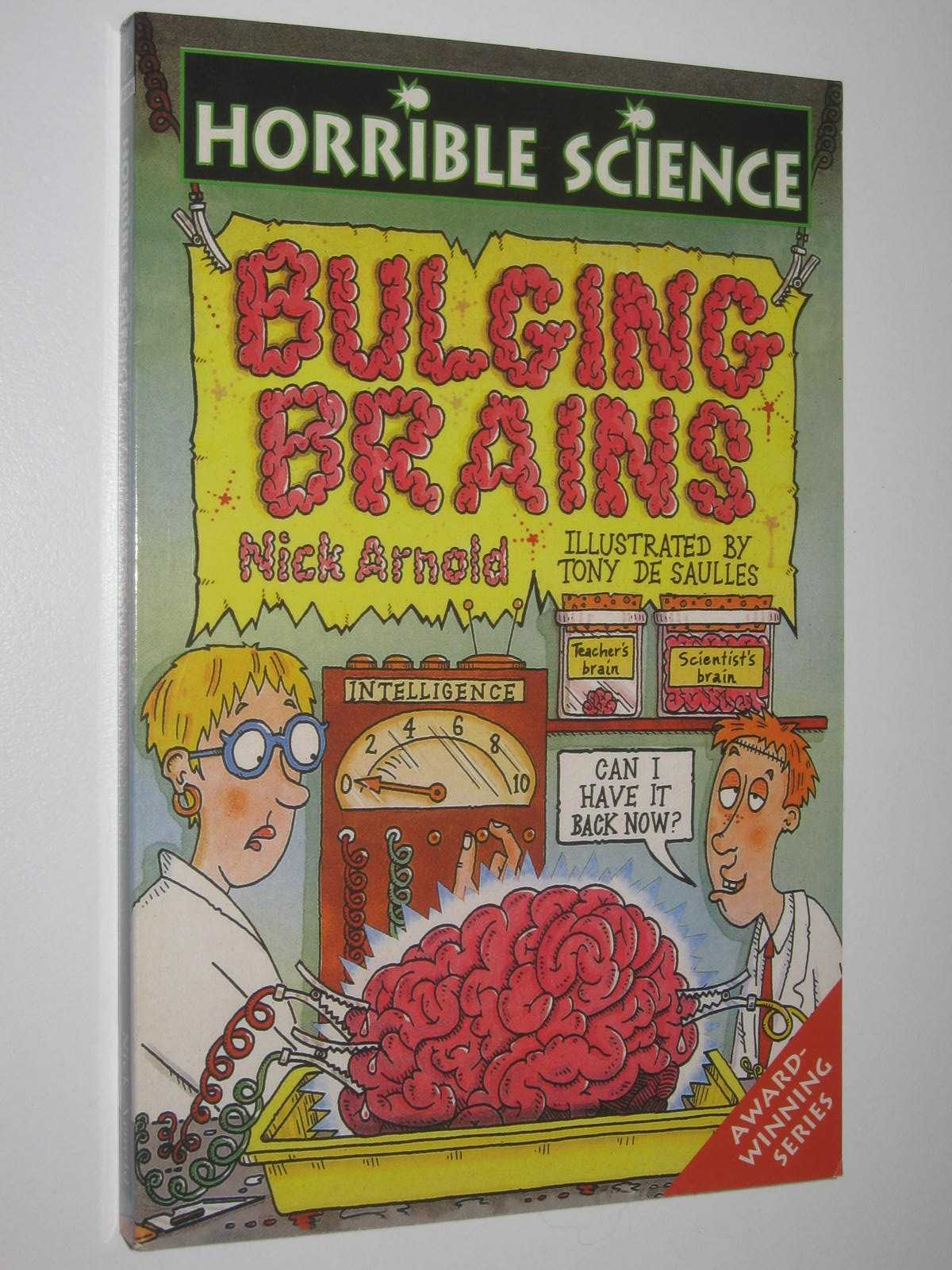 Image for Bulging Brains - Horrible Science Series