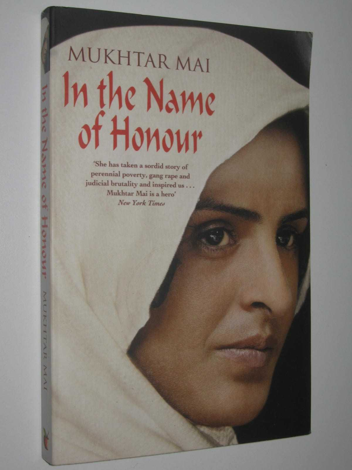 Image for In the Name of Honour