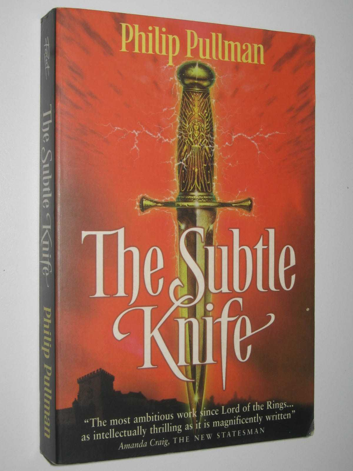 Image for The Subtle Knife - His Dark Materials Series #2