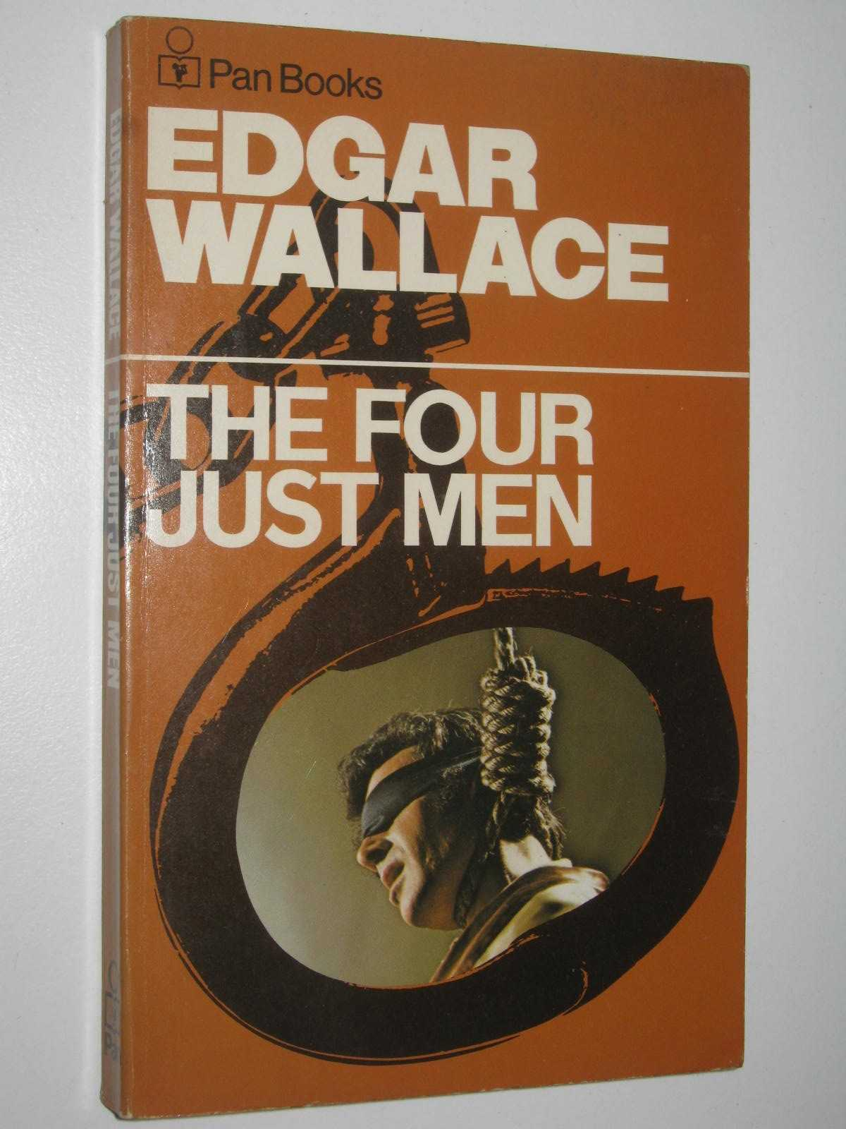 Image for The Four Just Men - Four Just Men Series #1