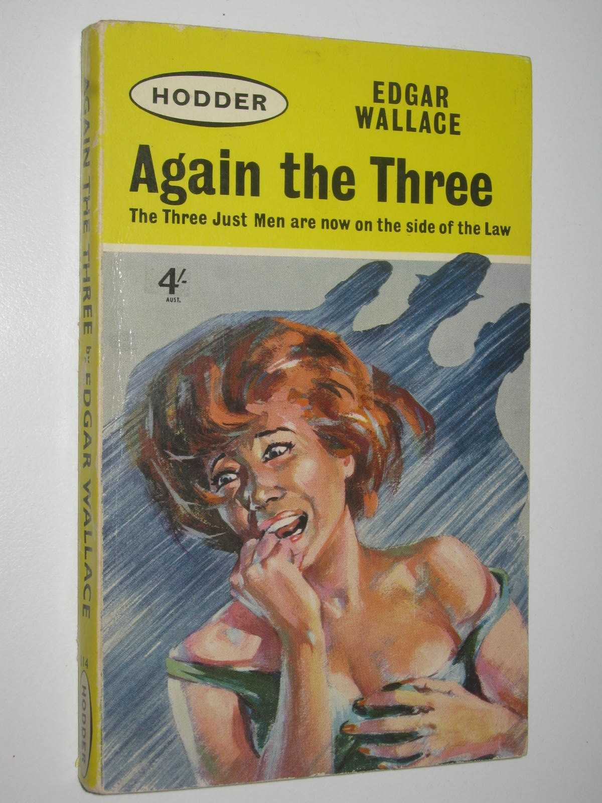 Image for Again the Three - Four Just Men Series #6