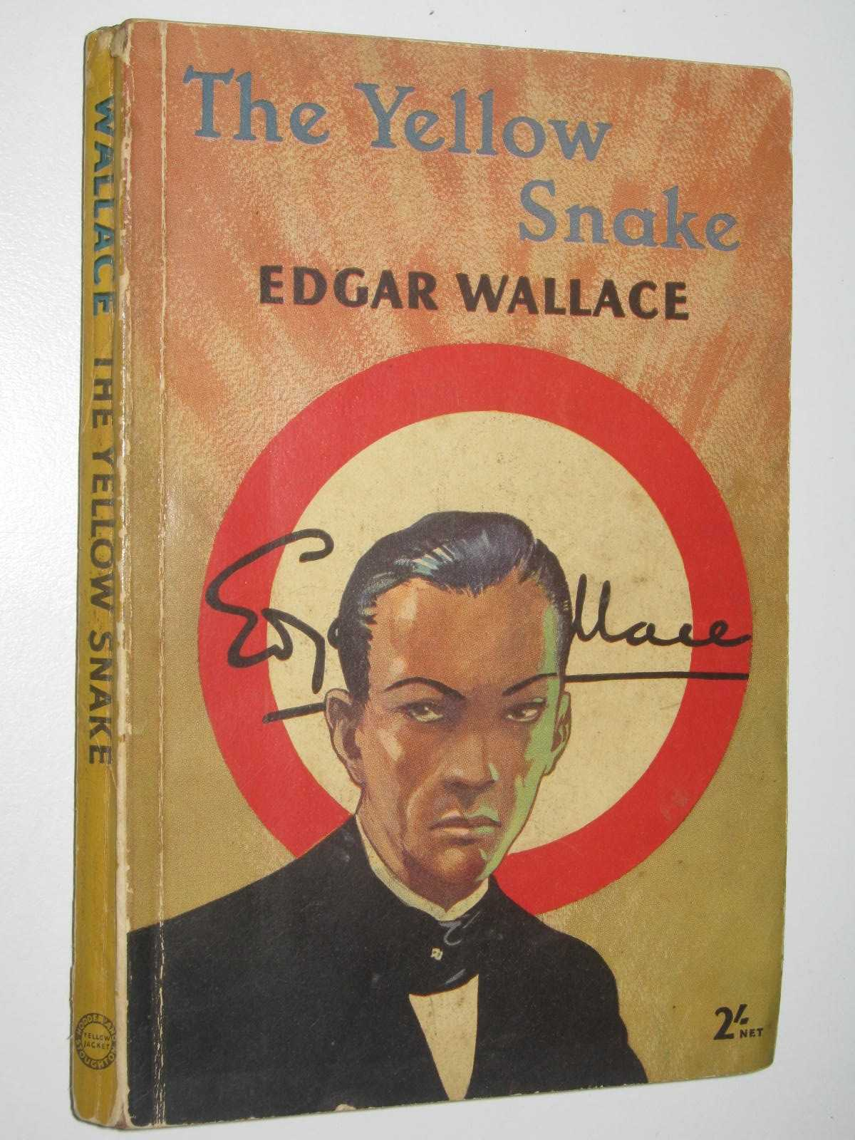 Image for The Yellow Snake