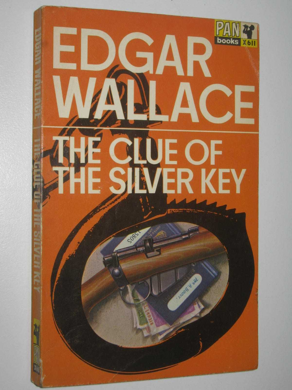 Image for The Clue of the Silver Key