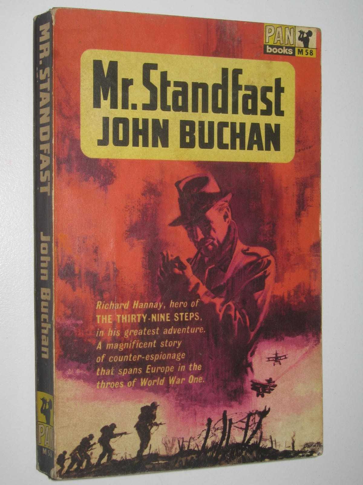 Image for Mr Standfast - Richard Hannay Series #3