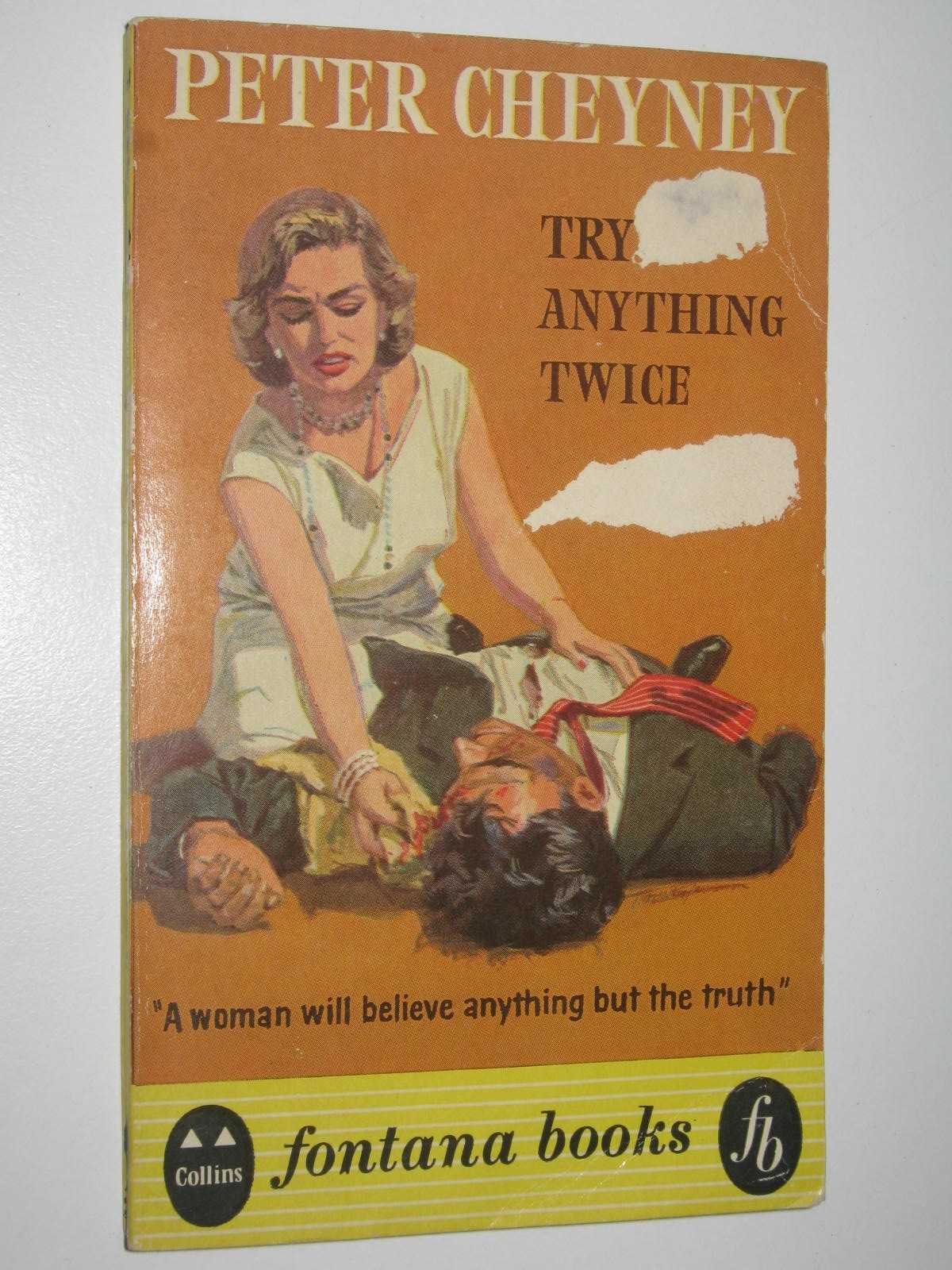 Image for Try Anything Twice