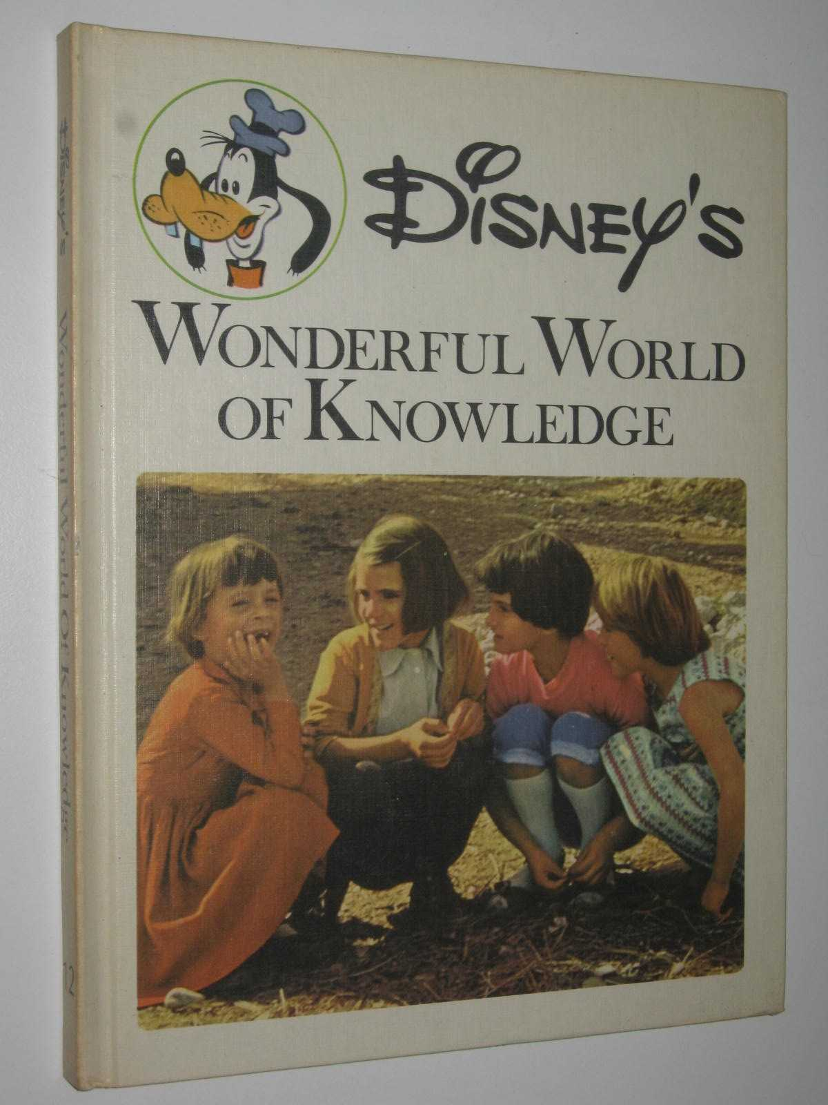 Image for Disney's Wonderful World Of Knowledge Vol. 12