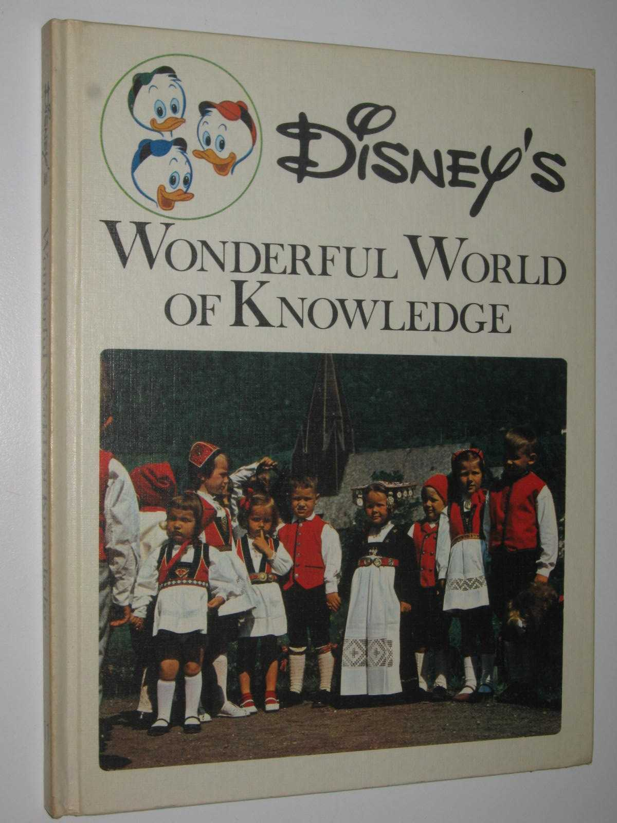 Image for Disney's Wonderful World Of Knowledge Vol. 11