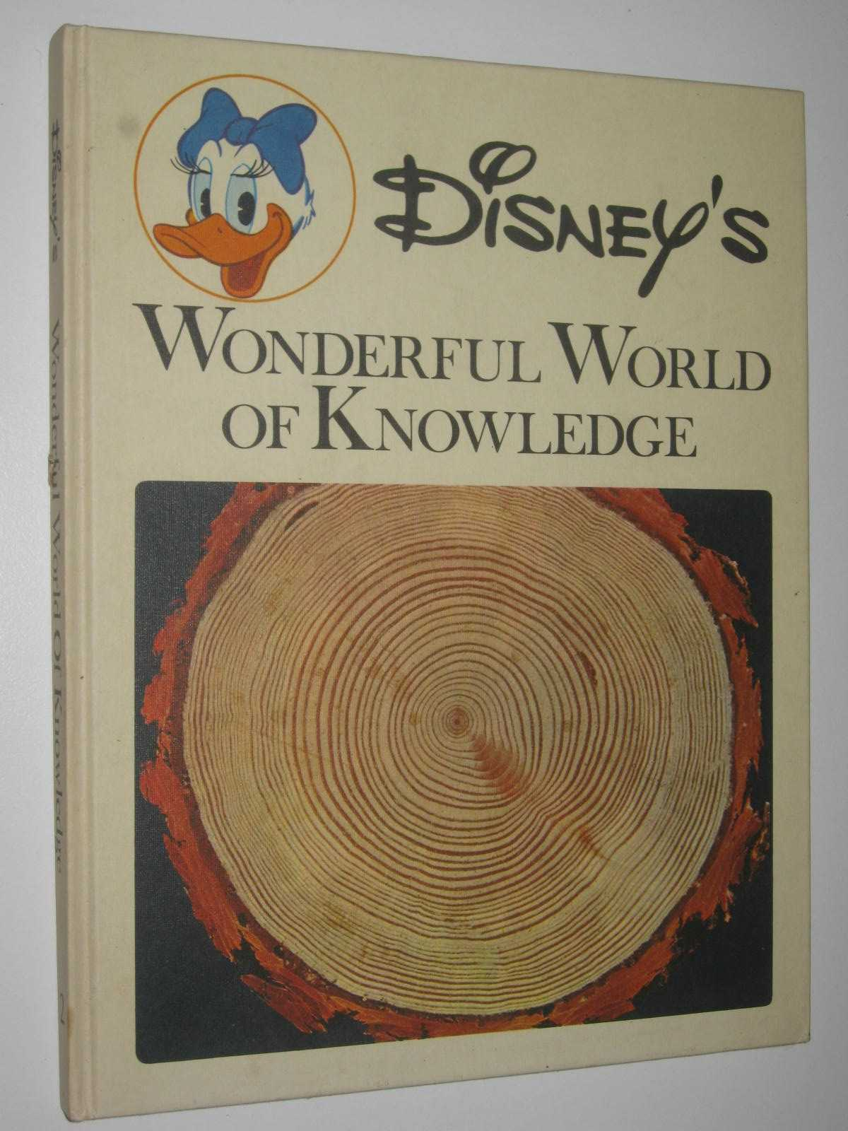 Image for Disney's Wonderful World Of Knowledge Vol. 2
