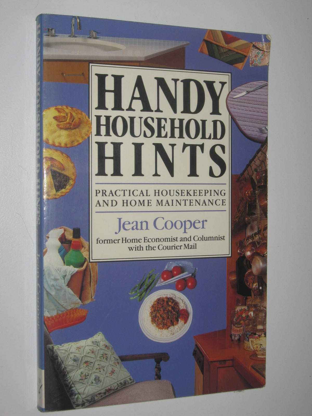 Image for Handy Household Hints : Practical Housekeeping and Home Maintenance