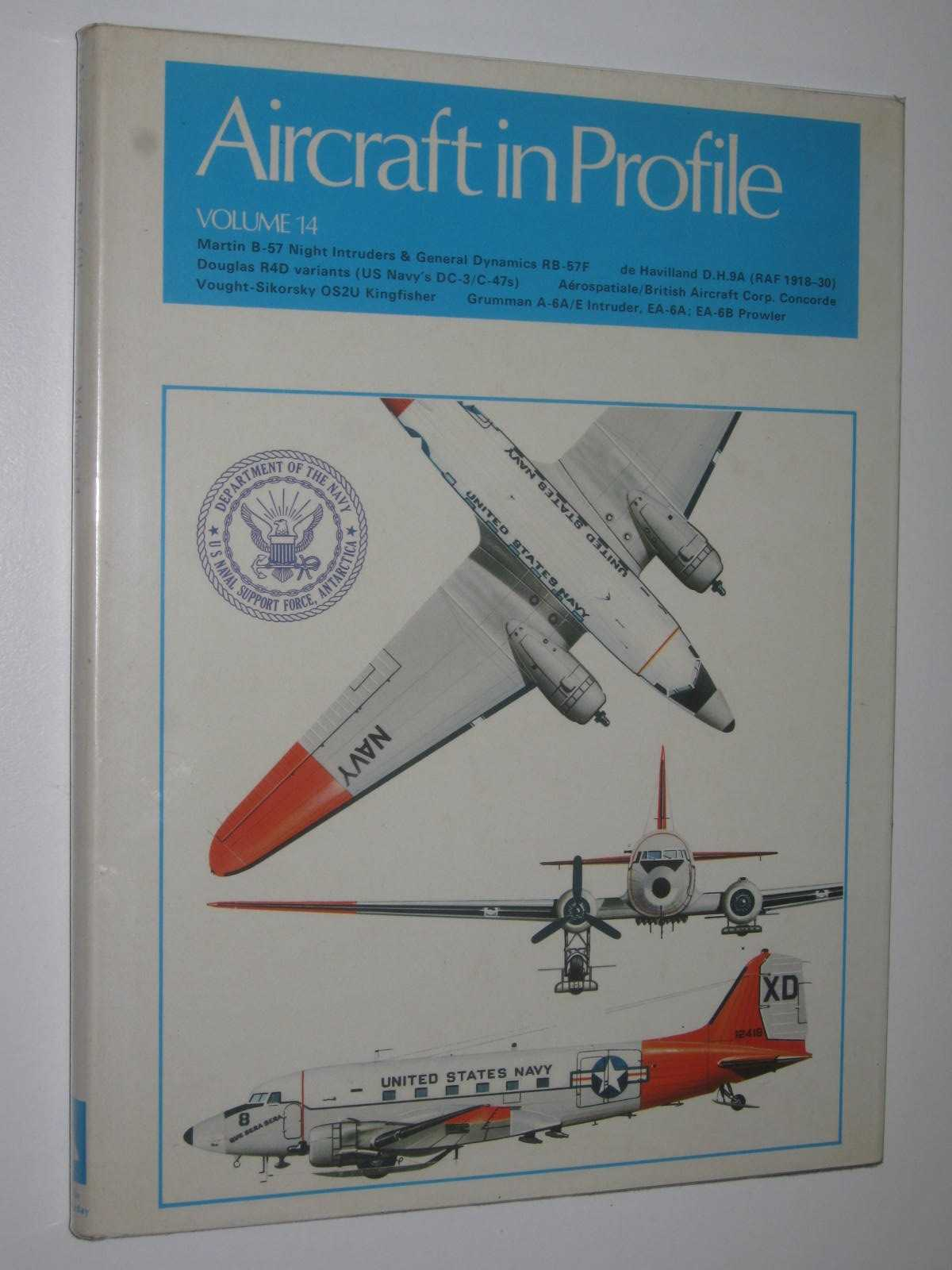 Image for Aircraft in Profile Volume 14